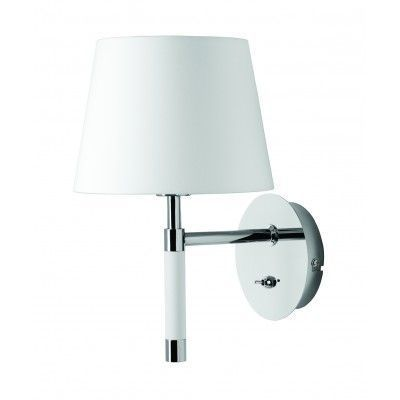 Aplica living Venice White / Chrome