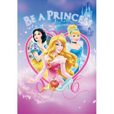 Covor Disney Kids Princess 120, Imprimat Digital