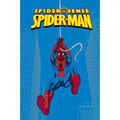 Covor Disney Kids Spider Man Sense 88425, Imprimat Digital