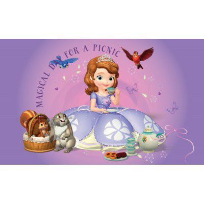 Covor Kids Sofia the first 22, Imprimat Digital