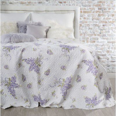 Cuvertura Arden White / Purple
