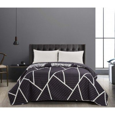 Cuvertura reversibila Home Black