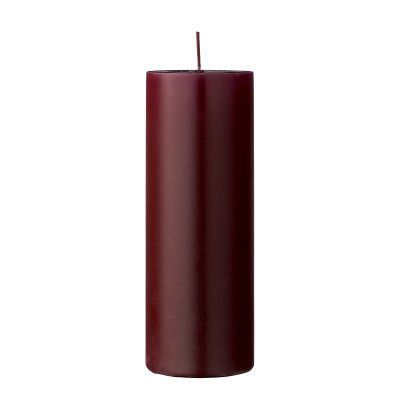 "Lumanare  Candle "" Red"""