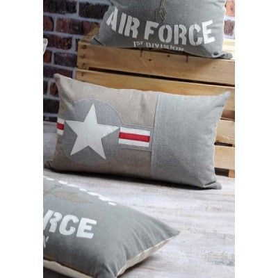 Perna decorativa Air Force Retro
