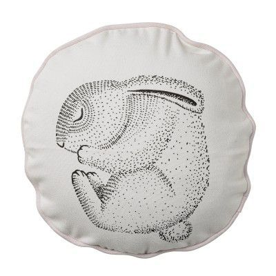"Perna decorativa "" Sleeping Rabbit "" Nude, O30 cm"