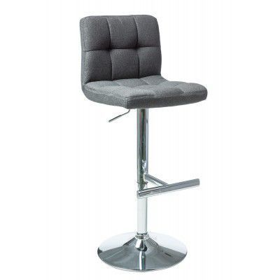 Scaun de bar C-105 Dark Grey