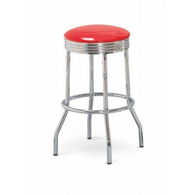 Scaun de bar H-73 Red