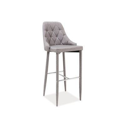 Scaun de bar Trix H-1 Grey
