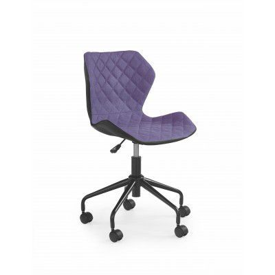 Scaun de birou ergonomic Matrix Purple