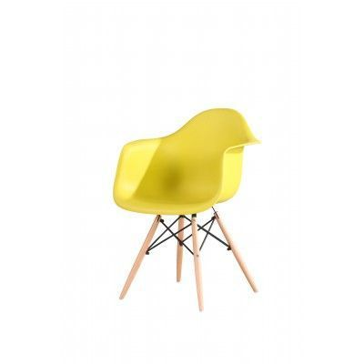 Scaun living Tingo Yellow