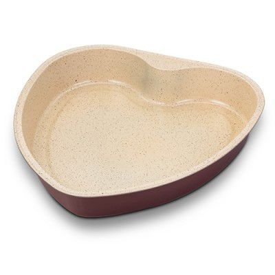 Tava ceramica pentru tort Heart 31 cm, Eco Friendly
