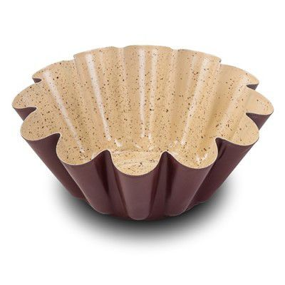 "Tava cuptor invelis ceramic Flower"" Eco Friendly"""